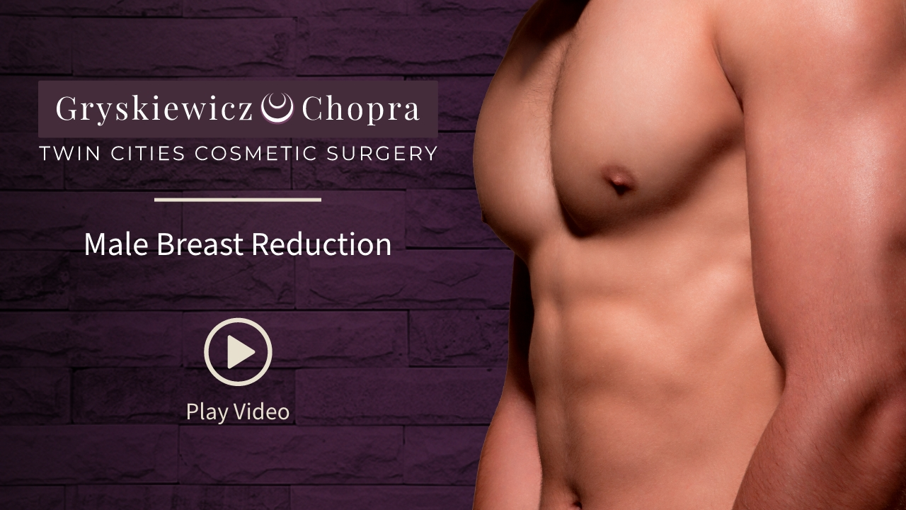 Male Breast Reduction Video Thumbnail